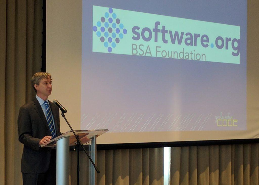 Chris Hopfensperger, Executive Director, Software.org
